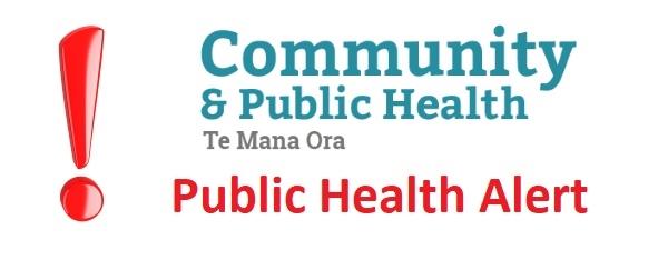 Canterbury Public Health Alert, 5 November 2020